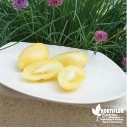 Tomate 'Banane blanche' -...