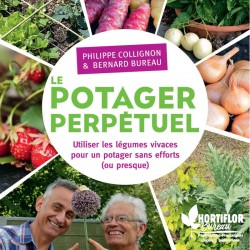 Livre 'Le Potager perpétuel'